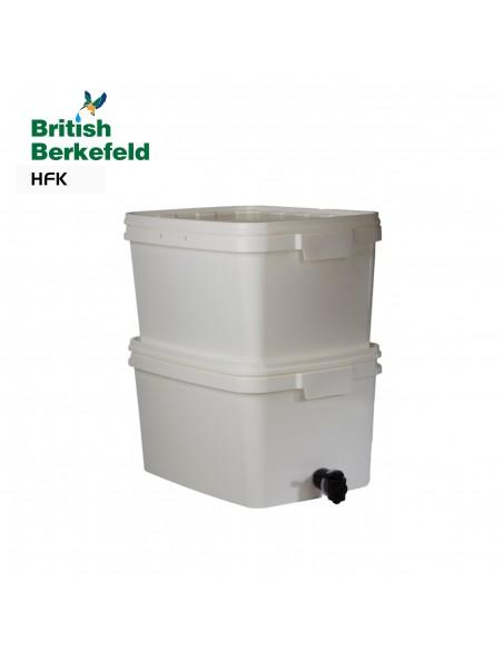 British Berkefeld HFK Notwasserfilter