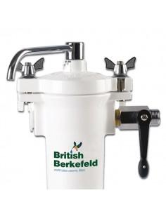 Wasserfilter für Land Rover & Wohnmobil British Berkefeld HBA MKII