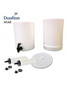 Doulton HCA2 Leichtgewicht Schwerkraftfilter