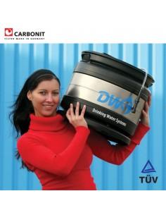 Carbonit DWS-30 Notwasserfilter